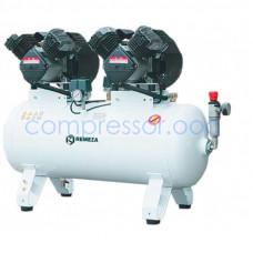 Безмасляный поршневой компрессор Fiac KM VS204-100 T