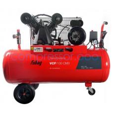 Поршневой компрессор Fubag VCF/100 CM3
