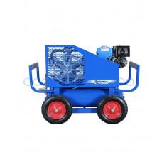 Передвижной поршневой компрессор Remeza СБ4/С-90 LB75 SPE390E (Электро стартер)