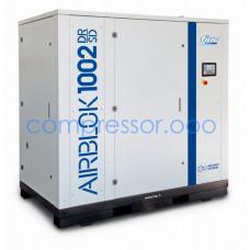 Винтовой компрессор Fiac Airblok 1002 DR/SD (10 атм)