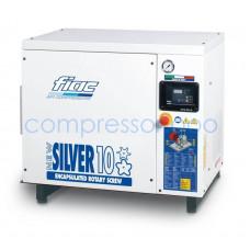 Винтовой компрессор Fiac NEW SILVER 10 (10 атм)