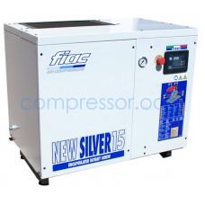 Винтовой компрессор Fiac NEW SILVER 15 (10 атм)
