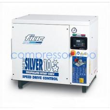 Винтовой компрессор Fiac NEW SILVER 10 SD (10 атм)